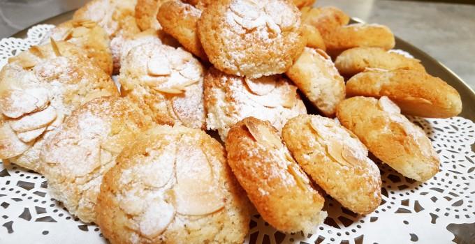 Homepage Slider image Amaretti Biscuits
