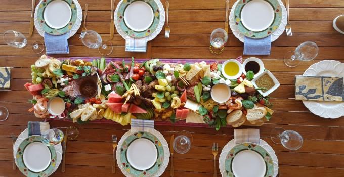 Homepage Slider image Grazing Platter