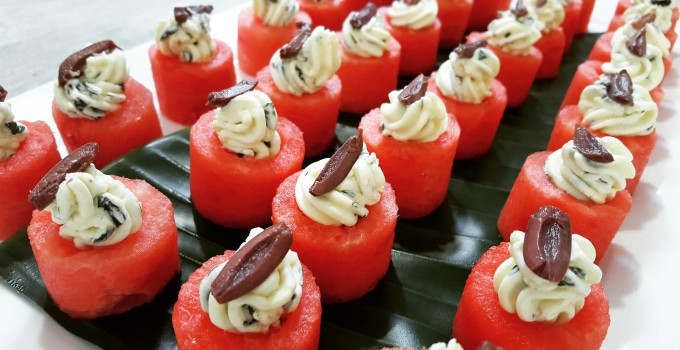 Homepage Slider image Watermelon and Persian Feta Nests